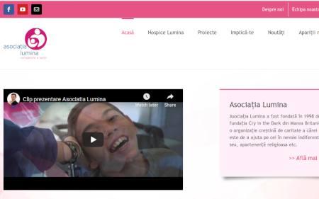 site http://asociatialumina.ro/