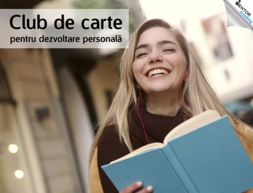 Clubul de carte pentru dezvoltare personală