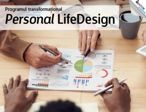 Programul Personal LifeDesign